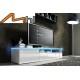 Komoda RTV połysk z LED