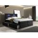 LAZIO - Łózko kontynentalne, łóżko hotelowe, łóżko małżeńskie