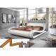 ANGELO- łóżko tapicerowane 160x200