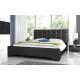 HUGO - łóżko tapicerowane