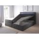 Łóżko kontynentalne SILO - pojemniki