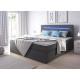 Łóżko kontynentalne SILO - szuflady